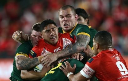 'Used and abused': NRL accused of hogging profits from Tonga Test