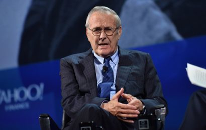 Donald Rumsfeld Took On The Most Unexpected Project After Leaving Politics