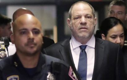 Judge rejects Harvey Weinstein's request to dismiss sexual assault case