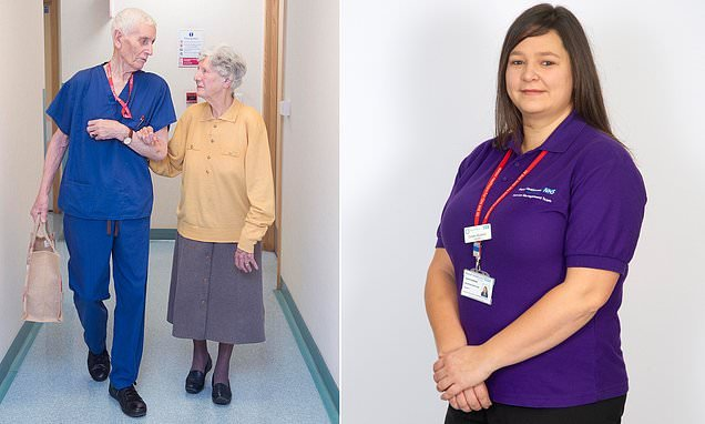 Meet the NHS volunteers making a difference