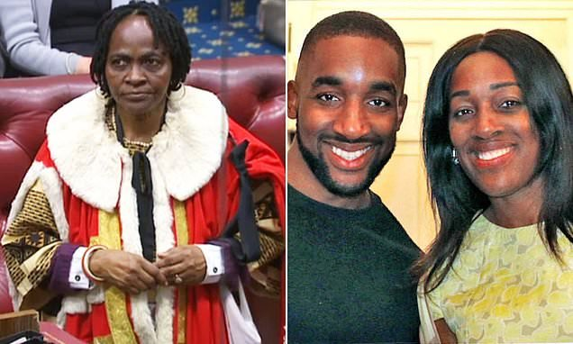Mother of ex-frontbencher Kate Osamor takes place in House of Lords