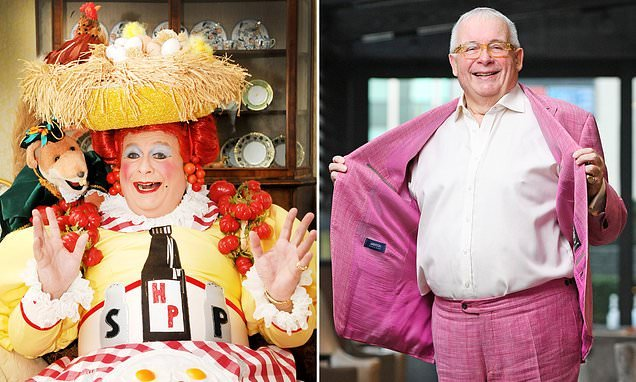 Christopher Biggins reveals why he's lost 15lb and counting