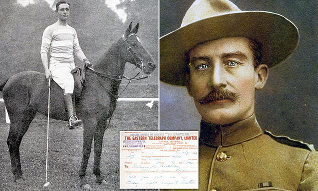 Did Scouts founder Baden-Powell have 'gay love tryst' with war hero?
