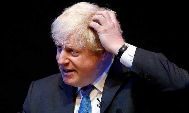 Tory Remainers plot to prevent BoJo replacing Theresa May