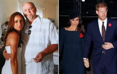 Meghan Markle's father Thomas launches attack on Harry's 'behaviour'