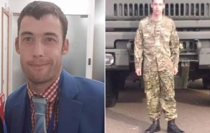 Former soldier 'was driven to point of suicide by bullying squaddies'