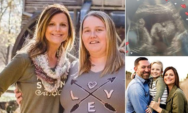 Couple Agreed Carmon Pregnancy After To Adopt Baby Who Report Devastated Hoax