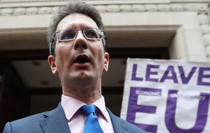 Steve Baker urges Tory MPs to send no-confidence letters in May