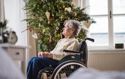 Survey says more than half a million elderly will be alone at Chrismas