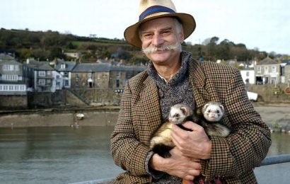 Man banned from pub over his 'smelly ferrets'