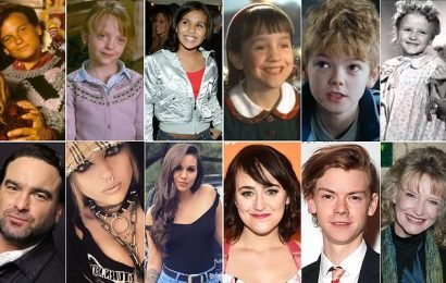 What happened to the child stars of the biggest Christmas movies?