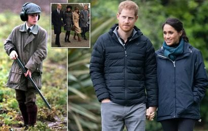 Prince Harry will snub traditional Royal Family Boxing Day shoot