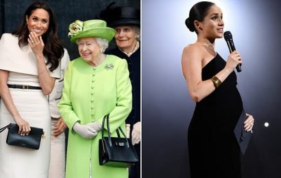 Queen set to hand the Duchess of Sussex her first royal patronages