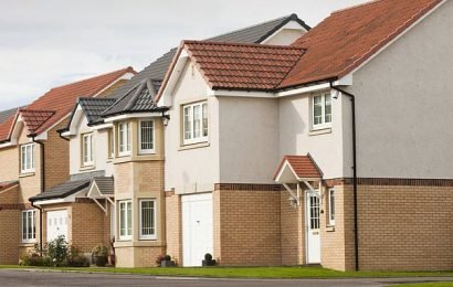 House prices fall £10,000 in just two months