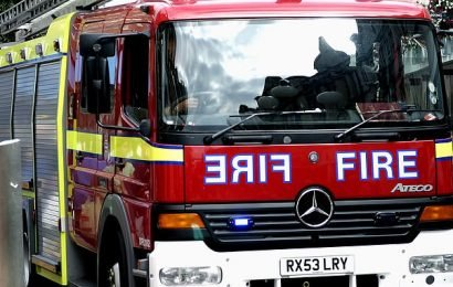 Fire brigades 'too busy boosting their income to protect the public'