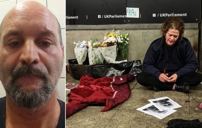 Pictured: Homeless chef assistant who died outside House of Commons