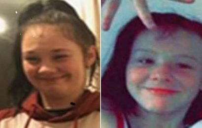 Fears grow for missing girls, 17 and 12