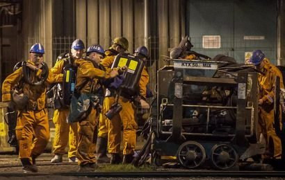 Five miners are killed after explosion in the Czech Republic