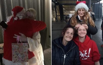Charity praises Hilton hotel for letting homeless stay at Christmas