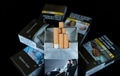 Vaping wipes £100billion off tobacco industry