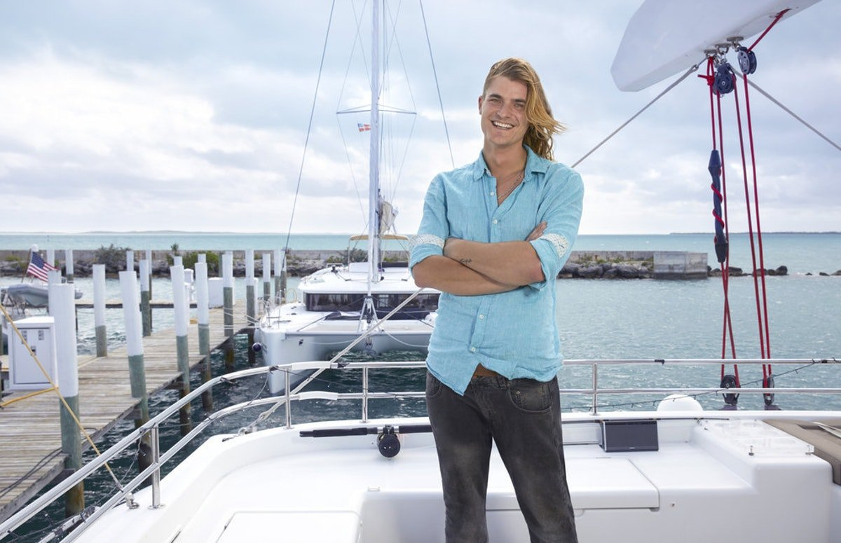 Bravo's Newest Reality TV Ship Captain Comes From Nobility