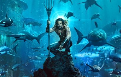 'Aquaman' Will Probably Get A Sequel, So Take That, 'Entourage'