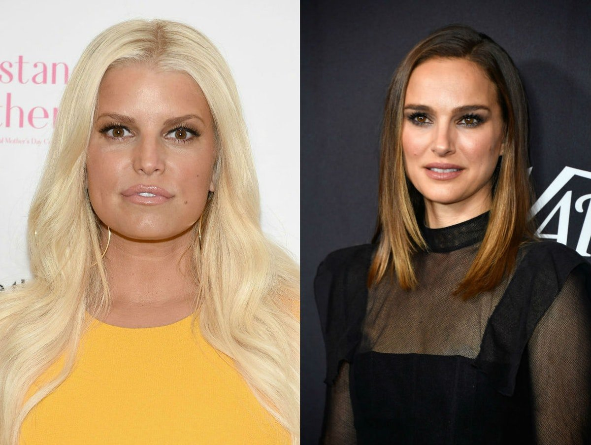 Jessica Simpson's Tweet To Natalie Portman Emphasizes How Women Can Be Unfairly Boxed In