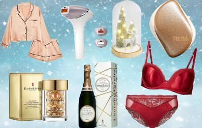 Last minute Christmas gifts – the best Christmas presents for her that will arrive on time