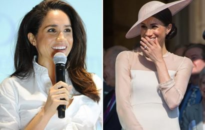 Meghan Markle slammed by academics for dropping feminism after marrying Prince Harry