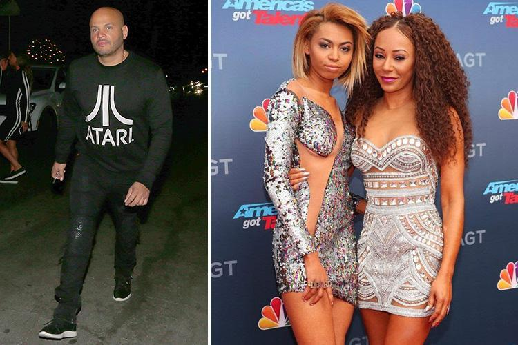 Mel B says she's 'still in shock' after daughter, 19, revealed she 'saw her being attacked by Stephen Belafonte' as she praises her bravery