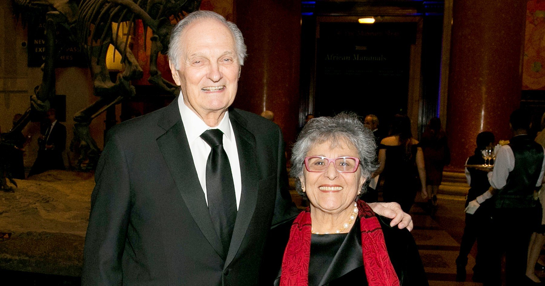 Alan Alda Shares Witty Secret to His 61-Year Marriage
