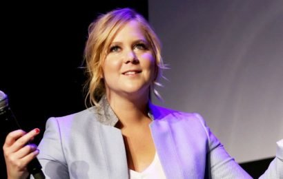 Amy Schumer Shares Makeup Free Photo Hooked Up To IV Amid Extreme Morning Sickness: 'Am I Glowing?'