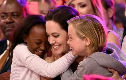 Angelina Jolie Says She Doesn't Want Her Children To Be 'Perfectly Behaved Little People'