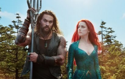 Box Office: 'Aquaman' Rising to $53 Million in Second Weekend in North America