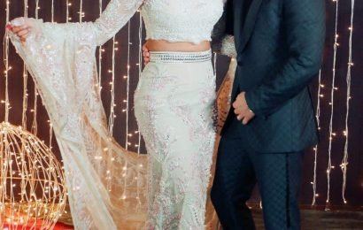 You'll never believe who had a *third* wedding reception in Mumbai this week