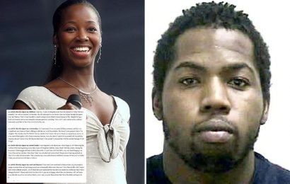 Jamelia 'living in fear' and admits she's lost work after step-brother found guilty of murder