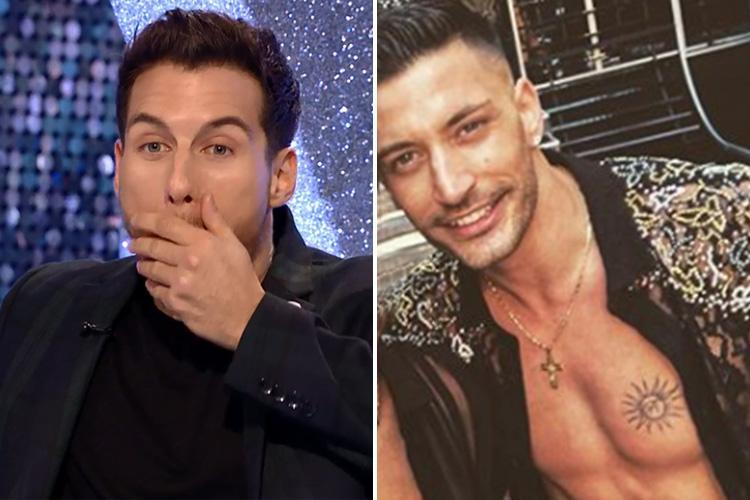 Strictly Come Dancing: It Takes Two host Zoe Ball shocked as Gorka Marquez takes swipe at co-star Giovanni Pernice