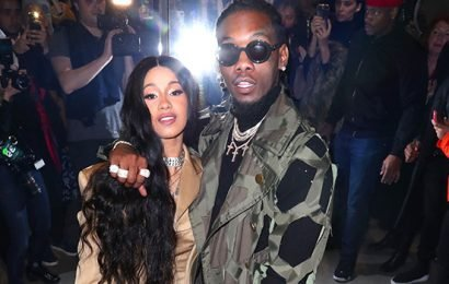 Cardi B's Christmas 'Dreams Were Shattered' After Offset Split — 'She's Very Sad' They'll Be Apart