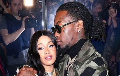 Cardi B Warns Fans To Stop Bullying Offset After Apology Stunt: Just Look At 'Pete Davidson'