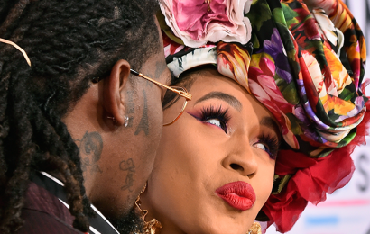Cardi B Finally Reveals Why She And Offset Traveled To Puerto Rico