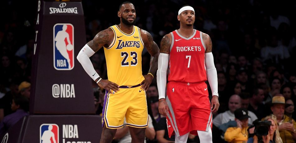 NBA Rumors: LeBron James Wants The Lakers To Pick Up Carmelo Anthony, 'The Athletic' Claims