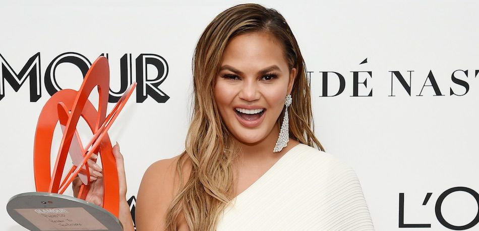 Chrissy Teigen Reveals Her Favorite Gag Gifts