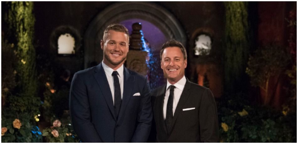 'The Bachelor's' Chris Harrison Hints He May Be The Reason Behind Colton Underwood's Fence Hopping Freakout