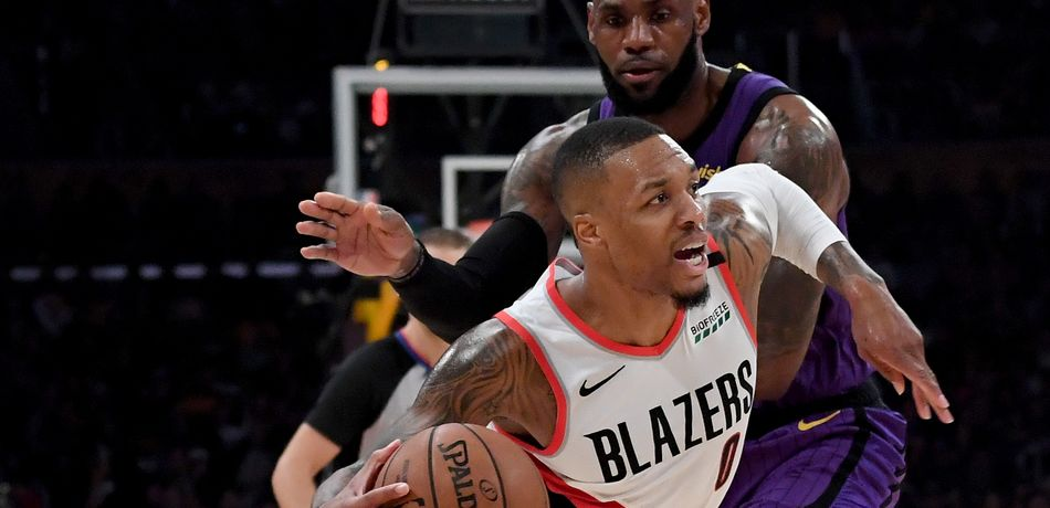 NBA Rumors: Damian Lillard Discusses Idea Of Playing With LeBron James, 'We'd Complement Each Other Well'