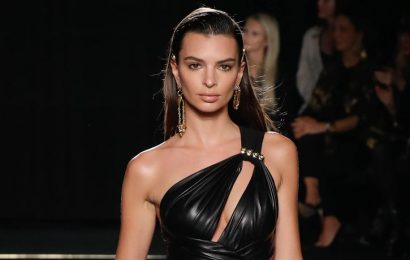 Emily Ratajkowski Puts Booty On Full Display In New Instagram Post