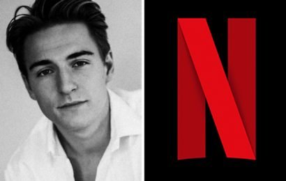 'Arrow's Evan Roderick Joins Netflix Drama Series 'Spinning Out'