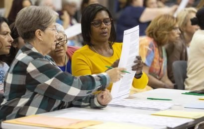 Thousands Of Florida Mail-In Ballots Were Never Counted, Even Though They Were Sent Before Election Day