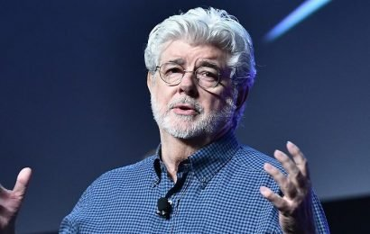 George Lucas, 'Star Wars' Creator, Named America's Richest Celebrity