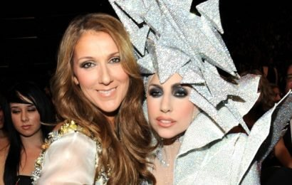 Watch: Celine Dion Spotted Getting Her Life at Lady Gaga's Vegas Show