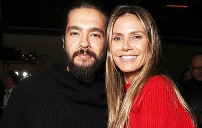Heidi Klum Cozies Up To Shirtless Fiance In Bed Days After Getting Engaged — See Pic